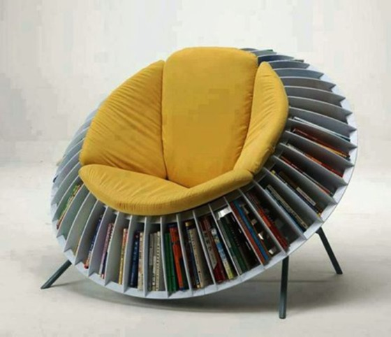 chair with storage