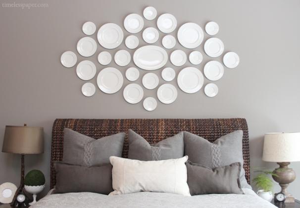 wall hanging plates
