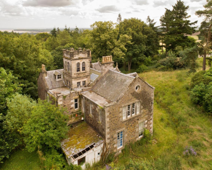 Property for sale Chesterhill house Fife