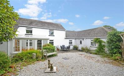 Property for sale detached house in Cornwall holiday home